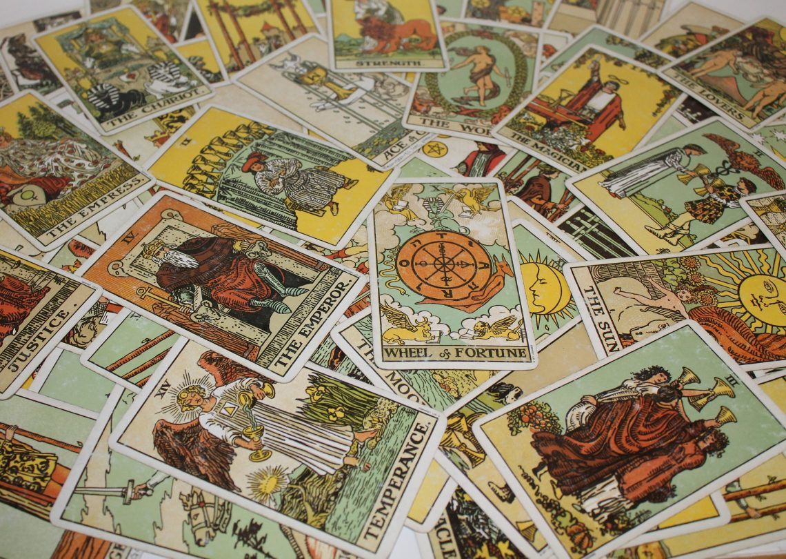 Rider-Waite Tarot Cards